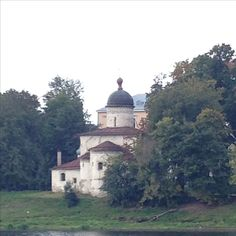 Старые церкви