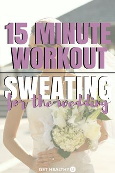 Sweating for the wedding?? Check out our bridal bootcamp program!! Here is a 15-minute glimpse:) #SweatingForTheWedding #WeddingSeason