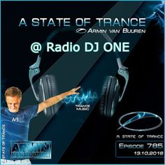 Radio DJ ONE (The Only Trance For You): Time for trance with Armin Van Buuren