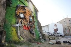 day 09 _ wip BORDALO II  photo by Pedro Seixo Rodrigues