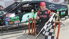 Keith Rocco has been to Victory Lane three times to far this year at Waterford (Conn.) Speedbowl.