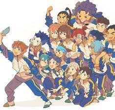 Inazuma Eleven Strikers, Anime Group, Go Wallpaper, Wallpaper Naruto Shippuden, Beyblade Characters, Inazuma Eleven Go, Eleventh Doctor, Fanarts Anime, Boy Art