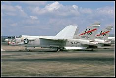 8J Crusader #flickr #plane #USN #1975 | FLY WITH ME | Pinterest