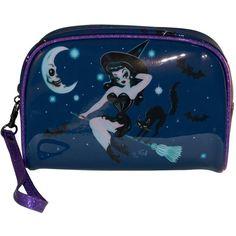 5e77924dad0 Hex Kitten Miss Fluff Make Up Bag by Kreepsville 666 Purse Styles, Purses  And Handbags