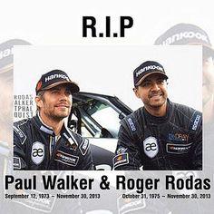 RIP PW & RR