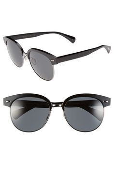 Oliver Peoples 'Shaelie' 55mm Sunglasses available at #Nordstrom//  Unbelievably awesome!!!