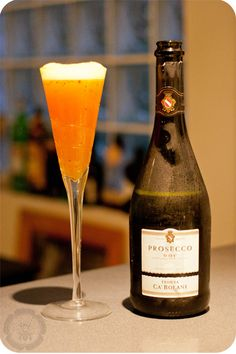 The Bellini. Click on over to bellablithely.com for the recipe!