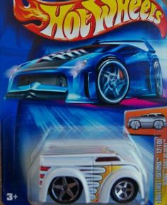 """HOT WHEELS 2004 FIRST EDITIONS """"BLINGS"""" DAIRY DELIVERY  FREE SHIPPING!!"""
