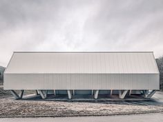 Jan Henrik Hansen Architects - Project - BADMINTON HALL