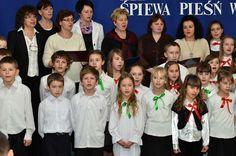 Krzelów. Chór ze Szkoły Podstawowej w Krzelowie. #Krzelow