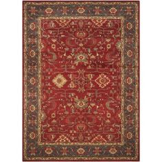 @Overstock - Safavieh Mahal Red/ Navy Rug (9' x 12') - Safavieh's Mahal collection is inspired by timeless traditional designs crafted with the softest polypropylene available.  http://www.overstock.com/Home-Garden/Safavieh-Mahal-Red-Navy-Rug-9-x-12/9508600/product.html?CID=214117 $342.54