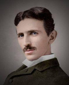 Nicola Tesla, b. July 10, 1856