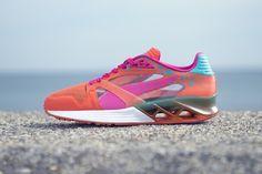 #Puma «Translucent» Pack Summer 2014 #sneakers