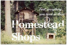 Homestead Shops