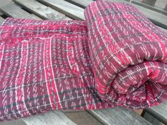 "Guatemalan Frabric Vintage 76.5"" x 33.5"" Textile Jaspe Skirt_Corte for Huipil"