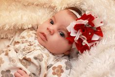 Santa Baby...What a beautiful baby!
