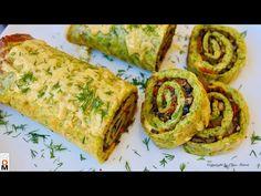 КАБАЧКОВЫЙ РУЛЕТ с грибами. (меняйте начинку и каждый раз новое блюдо) - YouTube Тост С Авокадо, Печеный Картофель, Пирог С Заварным Кремом, Кабачки, Суши, Салаты, Закуски, Пирог