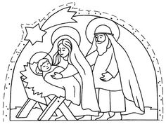 Free Advent Coloring Pages Nativity Coloring Pages, Family Coloring Pages, Coloring Pages For Grown Ups, Christmas Coloring Pages, Coloring Books, Free Coloring Pages, Christmas Rock, Christmas Nativity, Christmas Crafts For Kids