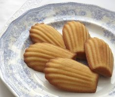 Soft & Buttery Madeleines Recipe // from Ginette Mathiot's The Art of French Baking cookbook