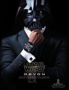 Devon Works × Star Wars【星際大戰系列手錶】一股全新暗黑原力的崛起!!   玩具人Toy People News