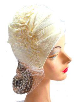 Idea for sugar veil and sugar peals