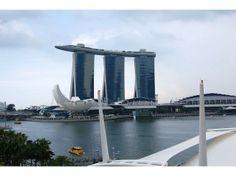 An An Awsome view of #Singapore City