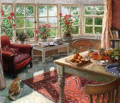 """Orange Preserve"" by Stephen J. Darbishire . .   love this picture"