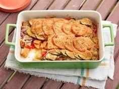 Tomato Vegetable Casserole Recipe | Giada De Laurentiis | Food Network