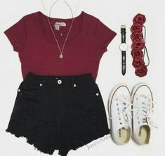 Cute Out Fits For Teens: 97+ Top Outfits http://montenr.com/cute-outfits-for-teens-97-awesome-ideas/ #dressforteenscasual