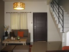 A quiet community in Mandaluyong City that will let you come home to your family… Modern Townhouse, Condominium, Manila, Real Estate, Houses, Community, Curtains, City, Home Decor