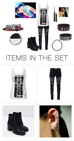 """BVB Life"" by emobaby-cc on Polyvore featuring art"