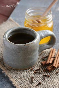 Cinnamon Tea Recipe for Soothing Sore Throats