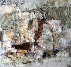 80x80 mixed media art by Sonja Bittlinger