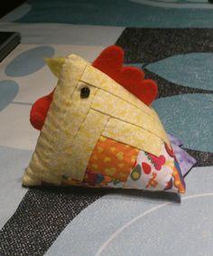 Alfiletero gallina