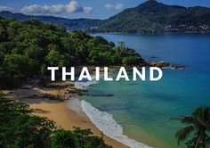 Thailand, the Land of Smiles! #wanderfreely with Triposo, the smart travel guide.