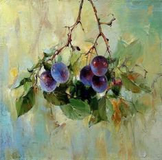 VK is the largest European social network with more than 100 million active users. Watercolor Fruit, Fruit Painting, Watercolor Flowers, Watercolor Paintings, Original Paintings, Art Floral, Still Life Oil Painting, Still Life Art, Fruit Art