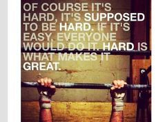 CrossFit is a love/hate relationship