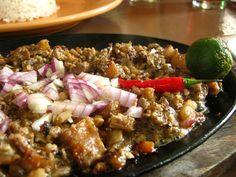 Sisig Recipe Pork Sisig Recipe | Filipino Foods Recipes