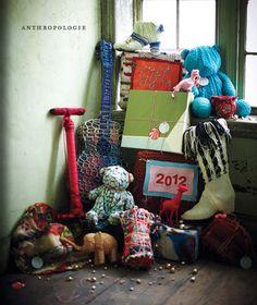 Catalog Spree - Anthropologie - December 2012 Catalog