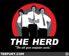 the nerd herd: Oh how I will miss your antics!
