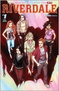 Riverdale Comic Issue #1 - hoopla digital