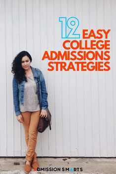 12 Simple Admission Strategies for College: During the college search, more is not always better.