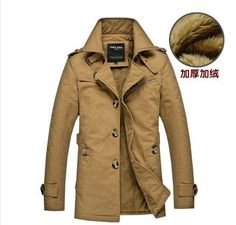 92c5d425 Click to Buy << new spring 2014 men's casual jacket male thin coat. Männer  Stämmig Und GroßBillige ...