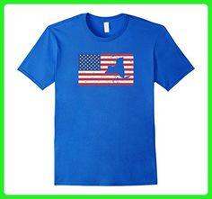 Mens Funny New York T Shirt - 4th of July T Shirt Medium Royal Blue - Holiday and seasonal shirts (*Amazon Partner-Link)