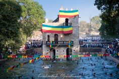 Timket Festival, Gondar, Ethiopia - Brook Mitchell Photography
