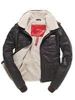 Ramona flight jacket £225 House of Fraser