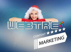 http://www.webtre.com/blog/content-marketing-seo/  l'anno volge al termine e il Natale è alle porte.   La pubblicazione di contenuti nuovi è il modo più semplice per presentare la tua azienda, i tuoi prodotti e i tuoi servizi nel migliore dei modi durante il periodo natalizio  I contenuti di qualità convincono gli utenti, ti fanno distinguere dalla concorrenza e contribuiscono al miglioramento del Ranking, a maggiore traffico sul sito e a tassi di conversione più elevati.  Preparati al…