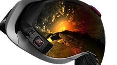 Oakley Airwave 1.5 Goggle - Apple Store (U.S.). Oakley Airwave 1.5 goggles combine world-class performance, protection, and comfort with a heads-up display that lets you view incoming calls and texts from your iPhone via Bluetooth wireless and the Oakley Airwave Snow app. Airwave 1.5 integrates GPS, Wi-Fi, Bluetooth, and more with a host of onboard sensors to give you instant access to a world of information.
