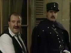 "Best of allo allo's ""Good Moaning"" Officer Crabtree. Can't."