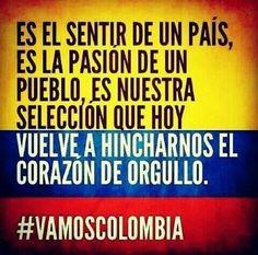 Te amoooo Colombia